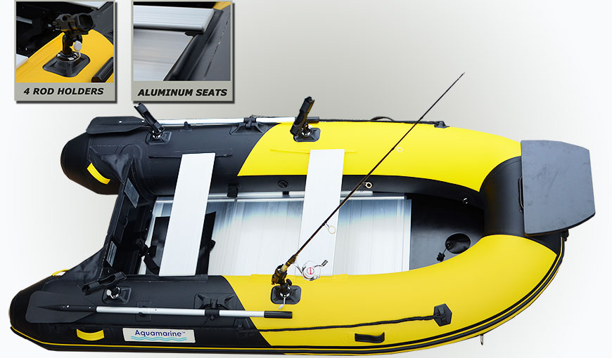 Related Products 10' INFLATABLE BOAT SPORT (GYL-300S)-10 ft INFLATABLE FISHING BOAT DELUX PACKAGE