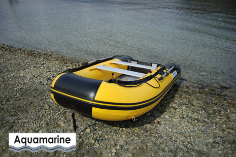 11 ft inflatable boat pro series