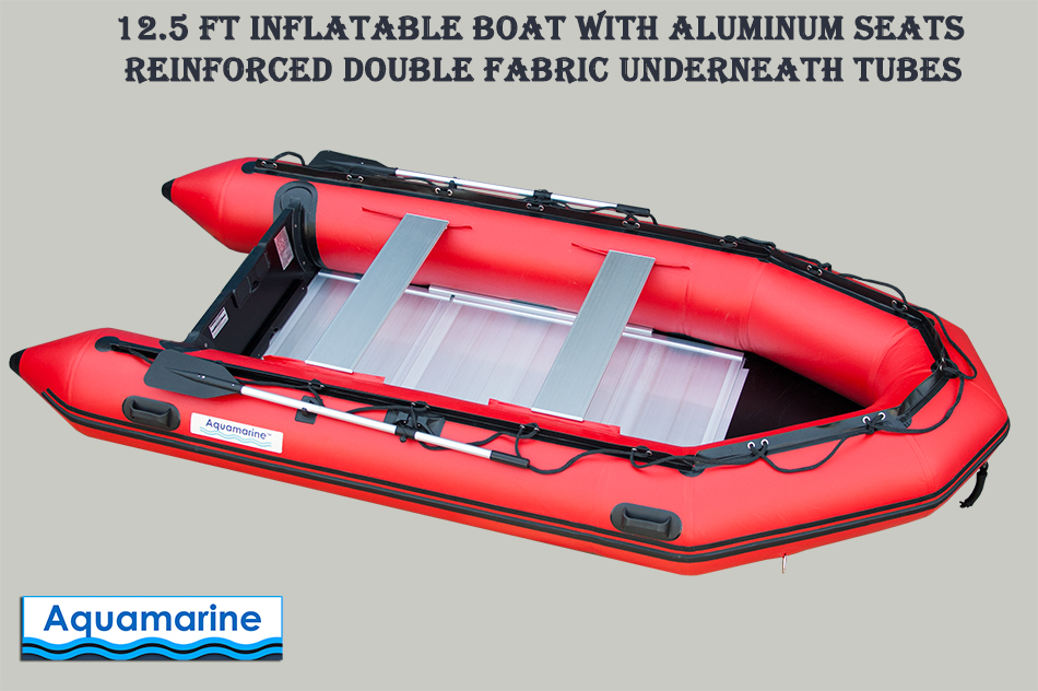 12 Ft Inflatable Boat Sport Series