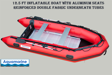 Related Products 12.5 ' INFLATABLE BOAT PRO -12 ' INFLATABLE BOAT SPORT