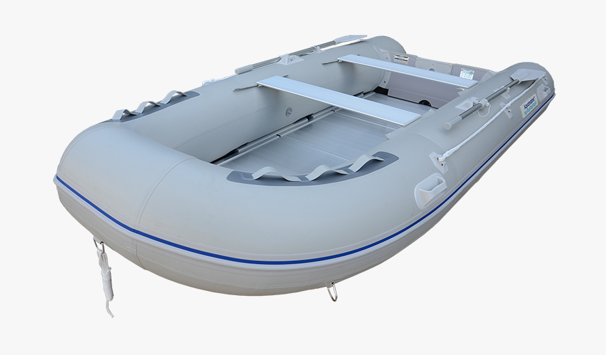 Related Products 12.5 ' INFLATABLE BOAT PRO -12.5 ft inflatable boat with aluminum floor