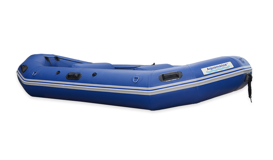 12 ft Aqumarine inflatable river raft
