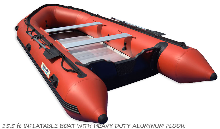 15.5 feet boat Inflatable