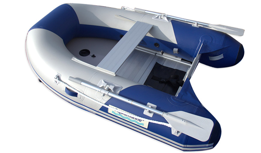 Related Products 7.5 ft inflatable boat with ALUMINUM FLOOR-7.5 FT INFLATABLE DINGHY PRO HEAVY DUTY  WATERLINE