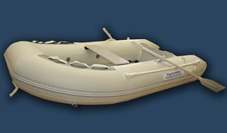 Accessories for 8.8' inflatable boat w FIBERGLASS FLOOR (GYF-270)-9 ft inflatable boat with Aluminum floor