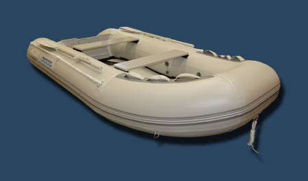 fishing inflatable boat 9 feet