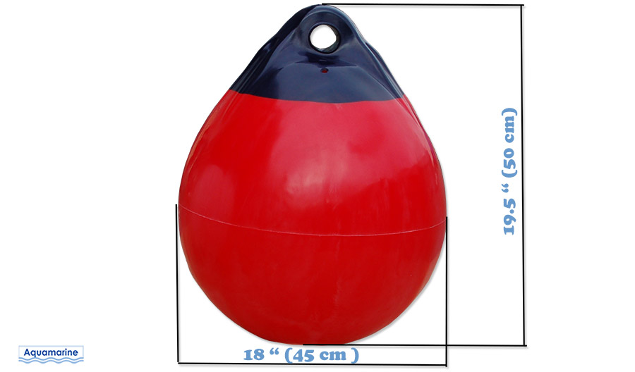 18 inches Boat buoy