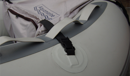 bow storage bag for inflatable boat RIB