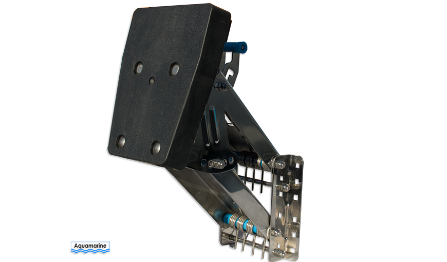 Related Products Motor mount kit outboard bracket-Outboard Auxiliary motor BRACKET- 20HP
