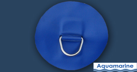 D-ring for 12' whitewater river raft