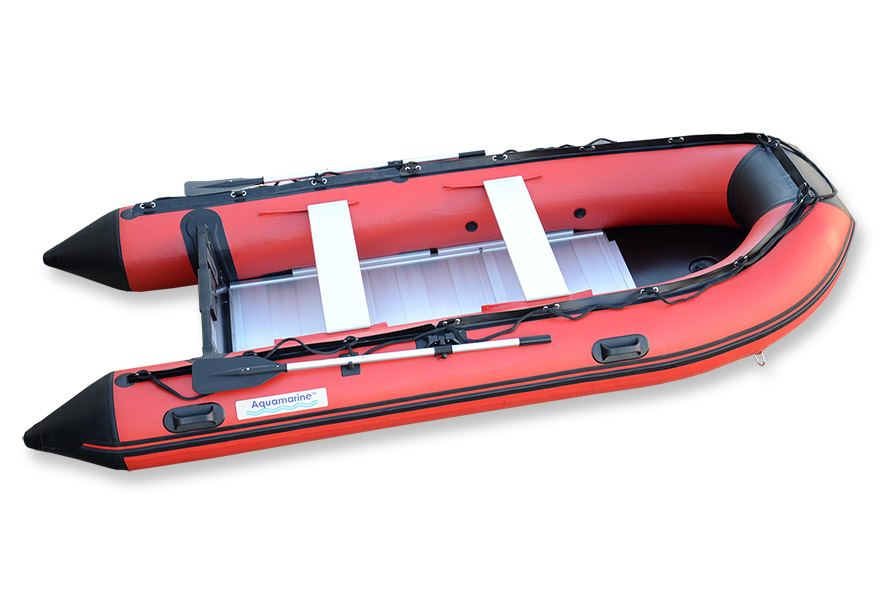 12 ft heavy duty  Inflatable boat with aluminum floor