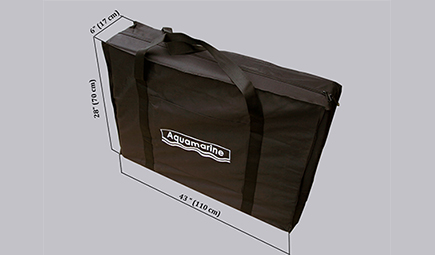 Carrying bag for inflatable boat floorboards 12 ft ZODIAC ZIP LO