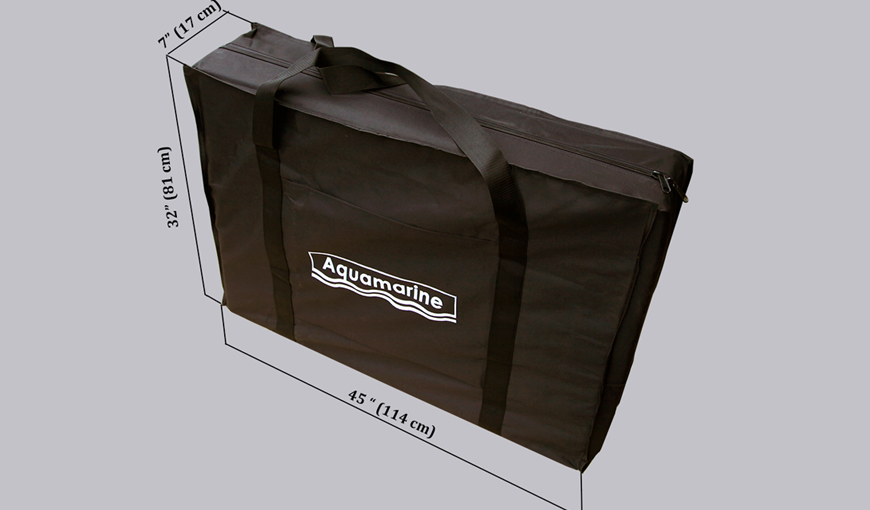 Floor board storage carrying bag for Inflatable boat & Floor Board Storage Bag for 14 ft Inflatable Boat