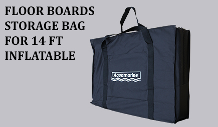 Accessories for First floorboard for 14ft inflatable boats-Floor boards Storage bag for 14 ft inflatable boat