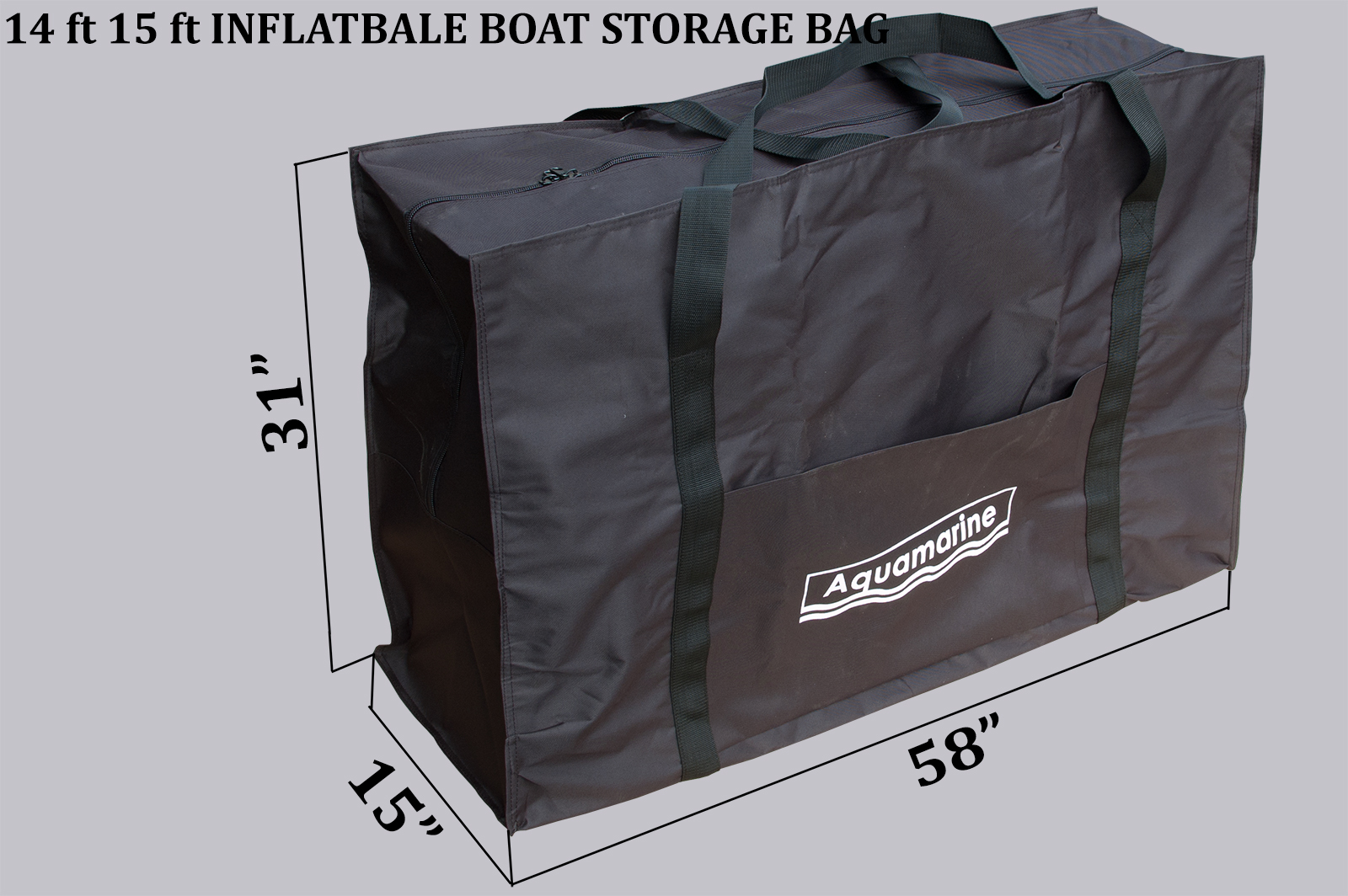 Storage Bag For 14 Ft 15 Ft Inflatable Boat