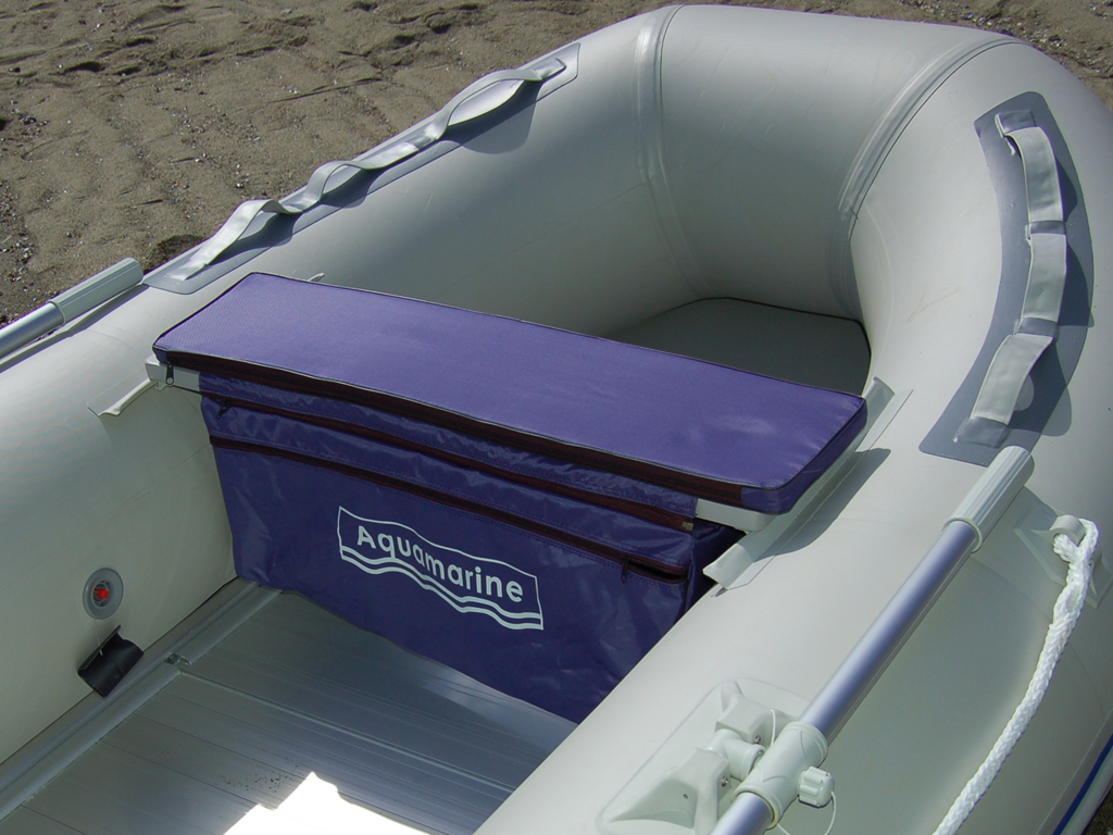 Undeseat Stoarge Bag With Cushion For Inflatable Boat ...