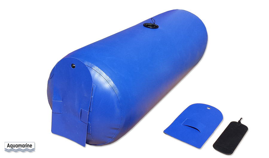 Accessories for 12 ' ft whitewater inflatable river raft-Inflatable Thwart Seat