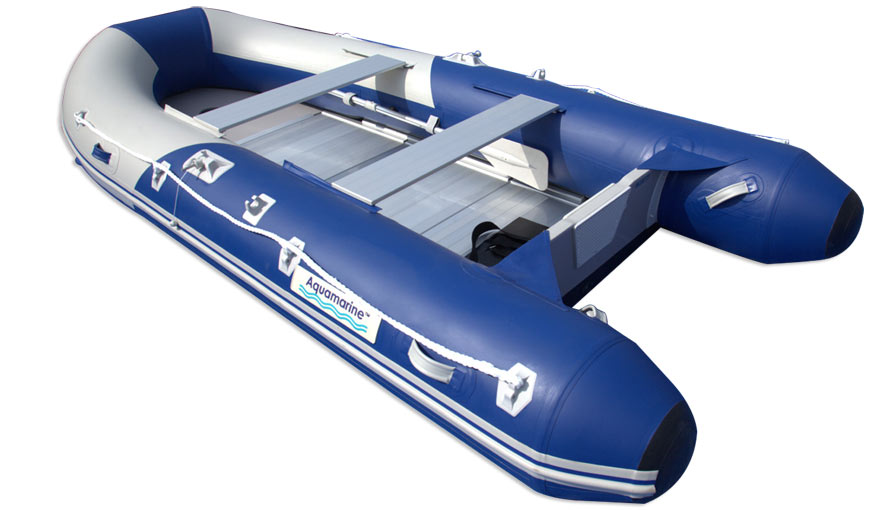 12 5 ft inflatable boat with aluminum floor for 16 foot aluminum boat motor size