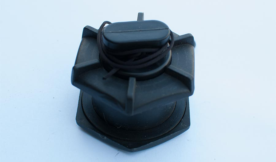 Drain Plug Assembly Type A 39mm For 1 Inch Transoms