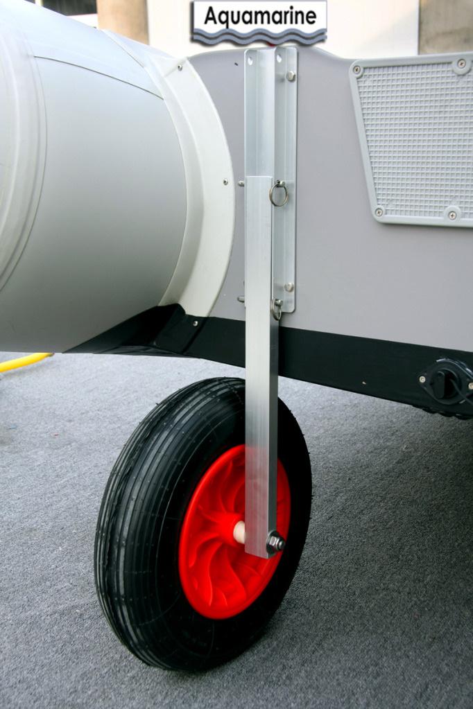 Jon Boat Launch Wheels : Launching wheels for inflatable aluminum boat